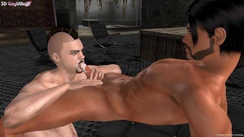 3D GayVilla 2