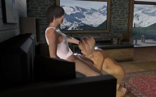 3D SexVilla 2