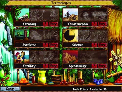 Virtual Villagers