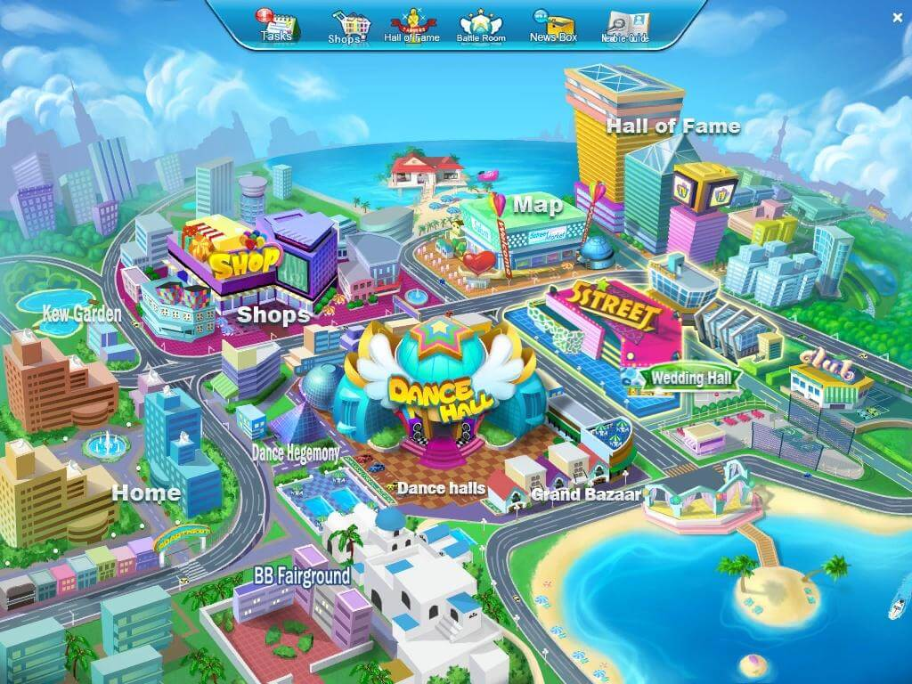 adults Virtual worlds for